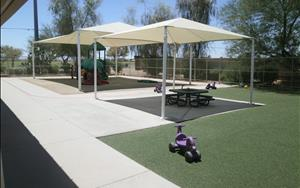 The Toddler and Discovery Preschool Playground