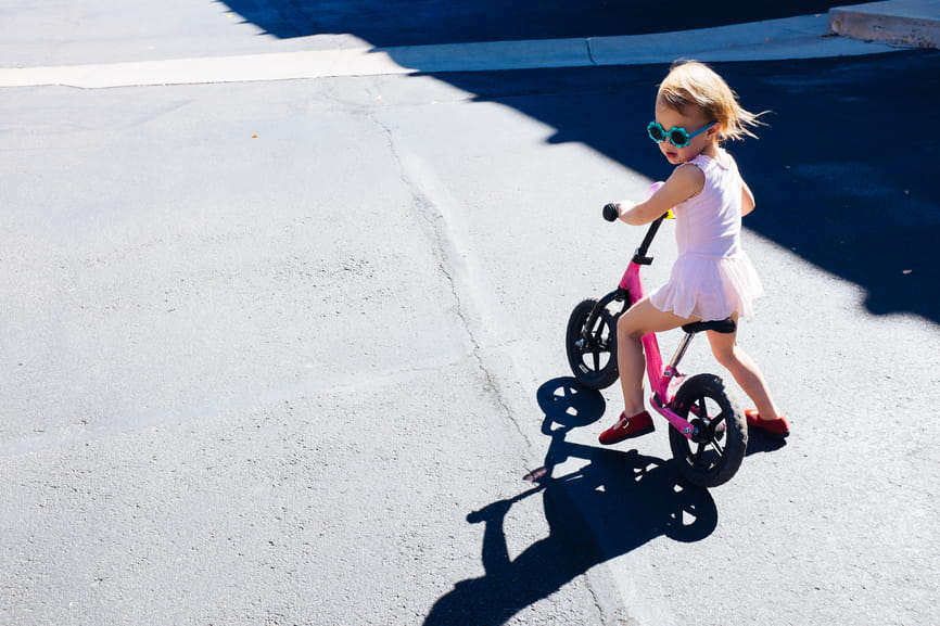 What, No Pedals!? Teaching Your Kid to Ride a Bike the Modern Way