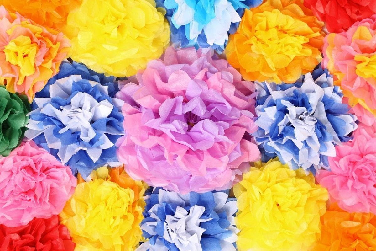 How To Make Tissue Paper Flowers For Fiesta Term Paper Academic