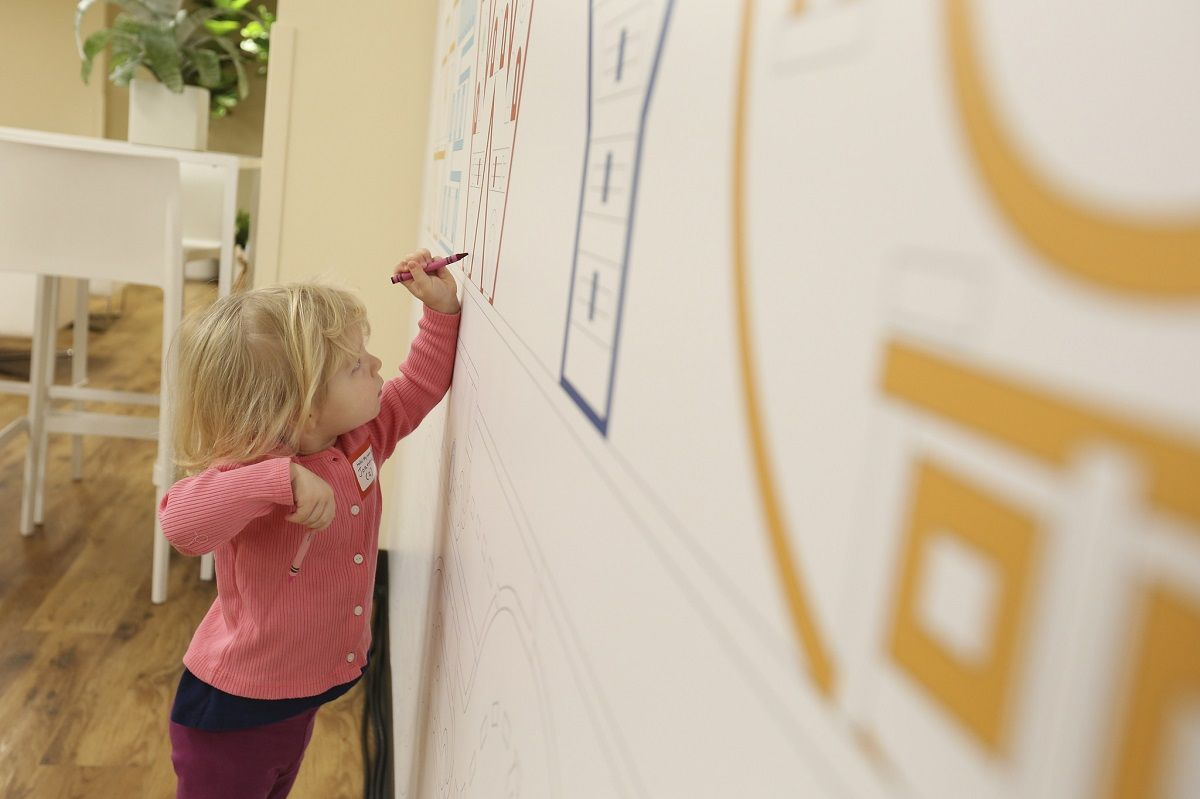 Writable Walls Yes 3 Ways To Turn Your Walls Into A Creative Canvas