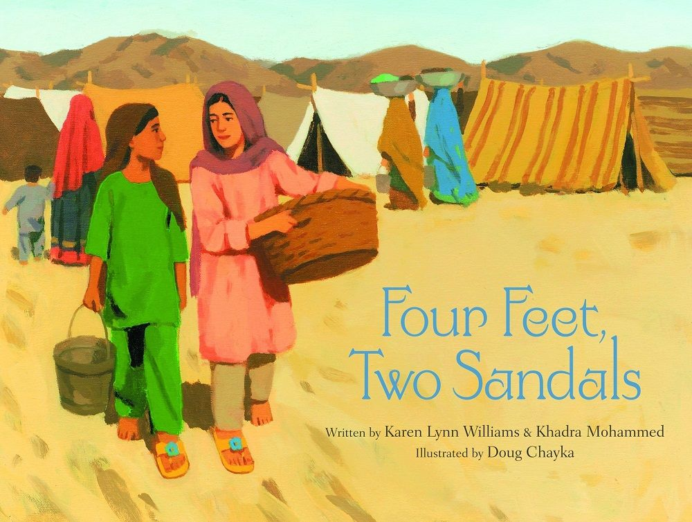 Four Feet Two Sandals cover