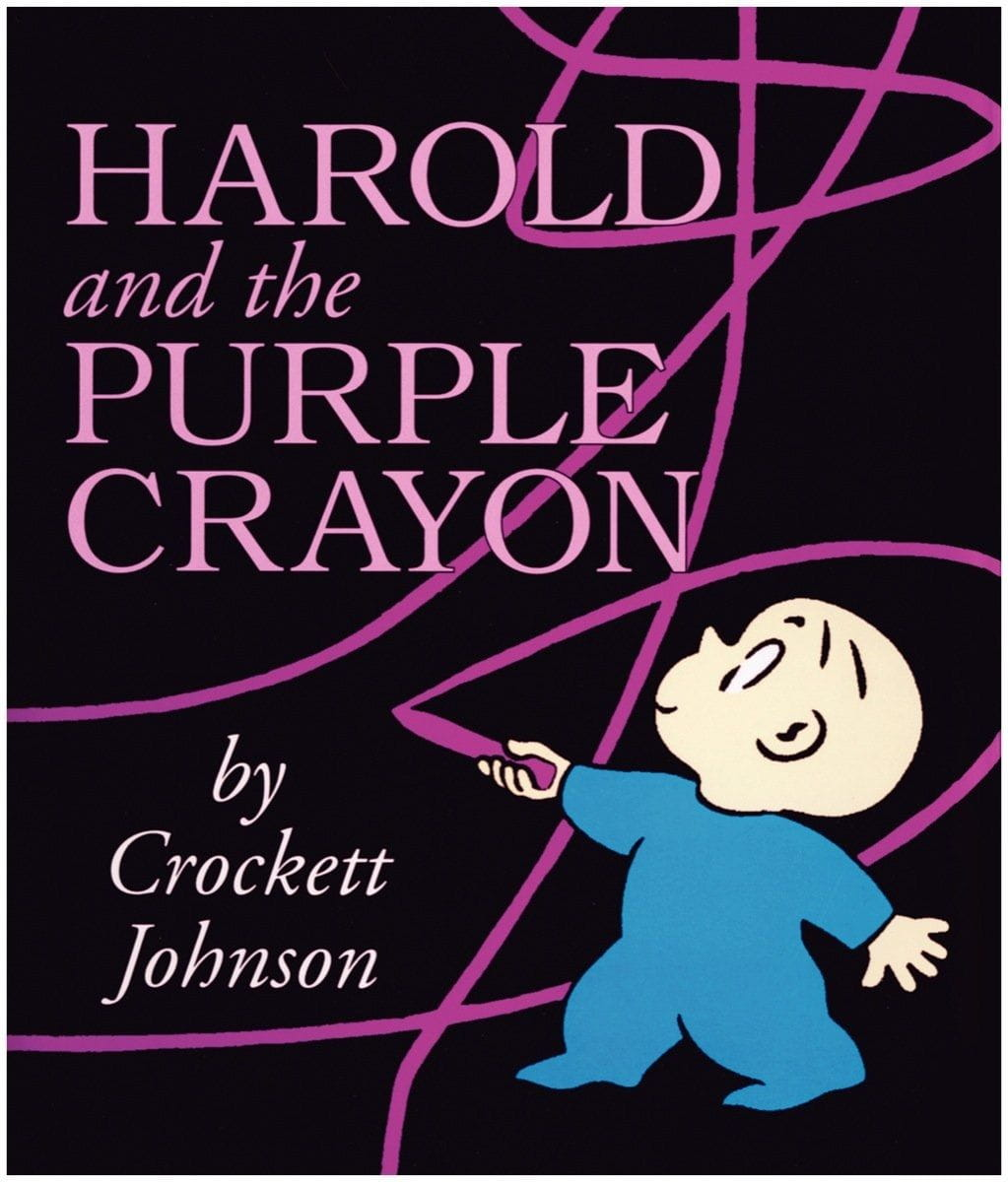 Harold Purple Crayon cover