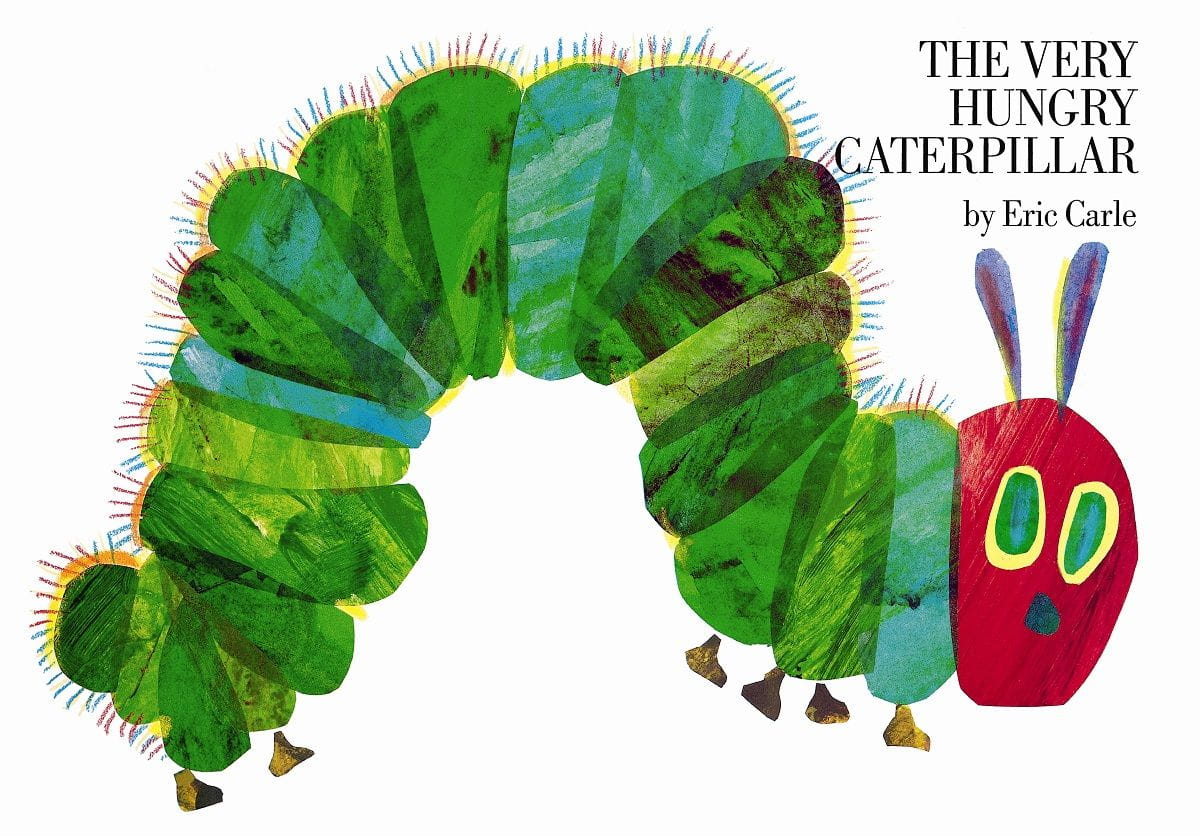 Very Hungry Caterpillar cover