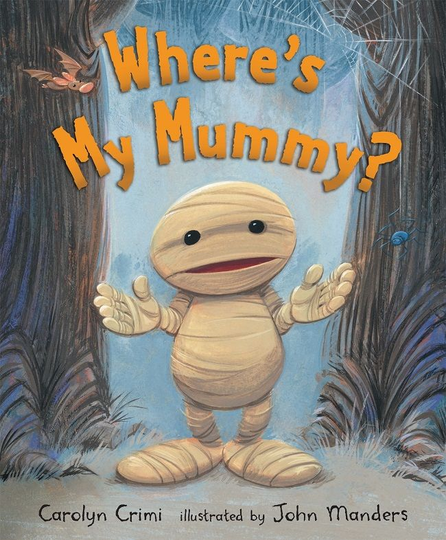 Wheres My Mummy cover