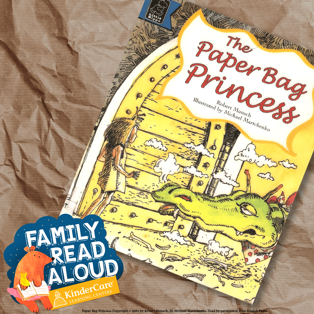 Family Read Aloud: The Paper Bag Princess