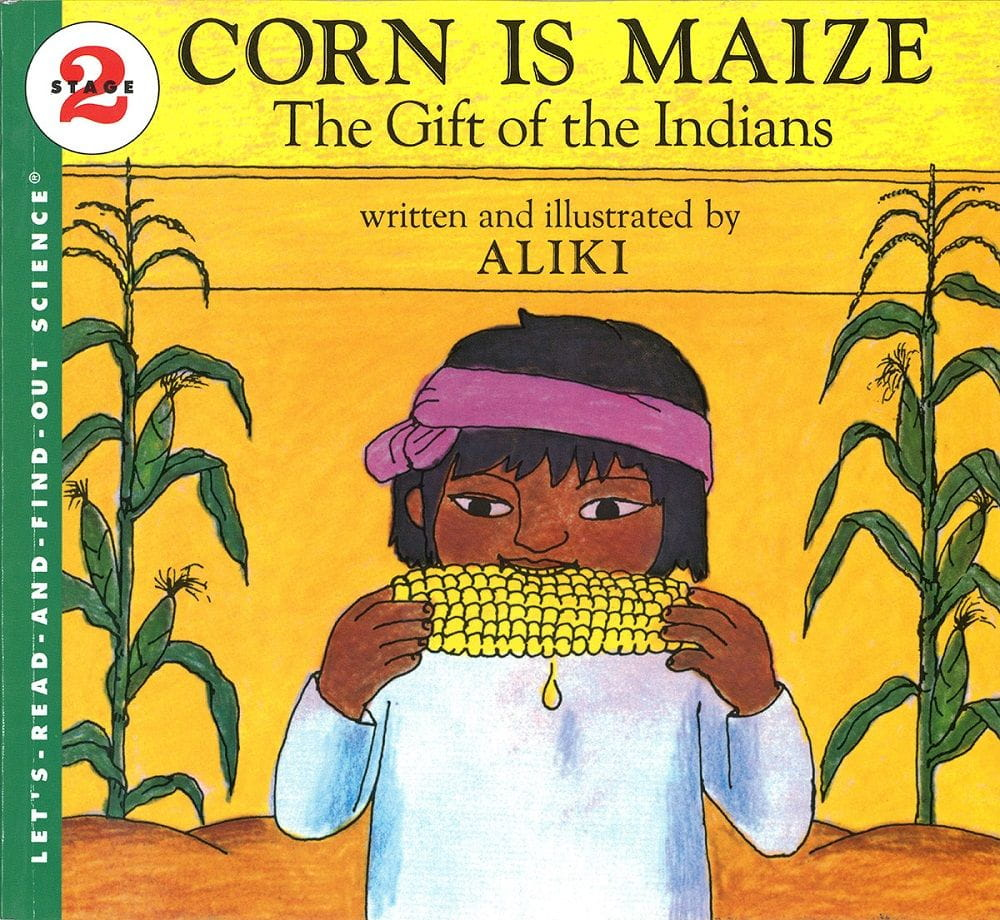 Corn Is Maize cover