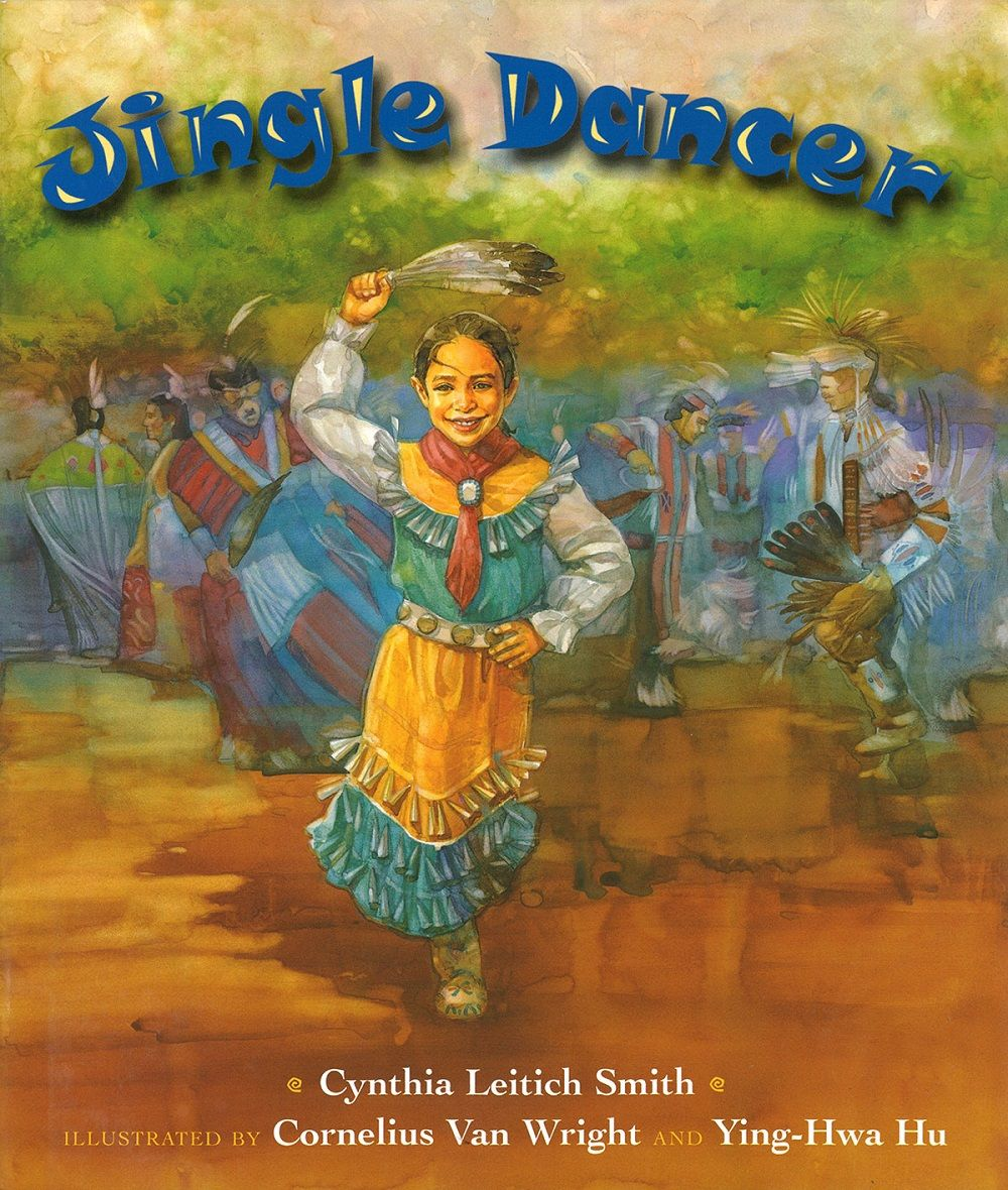 Jingle Dancer cover