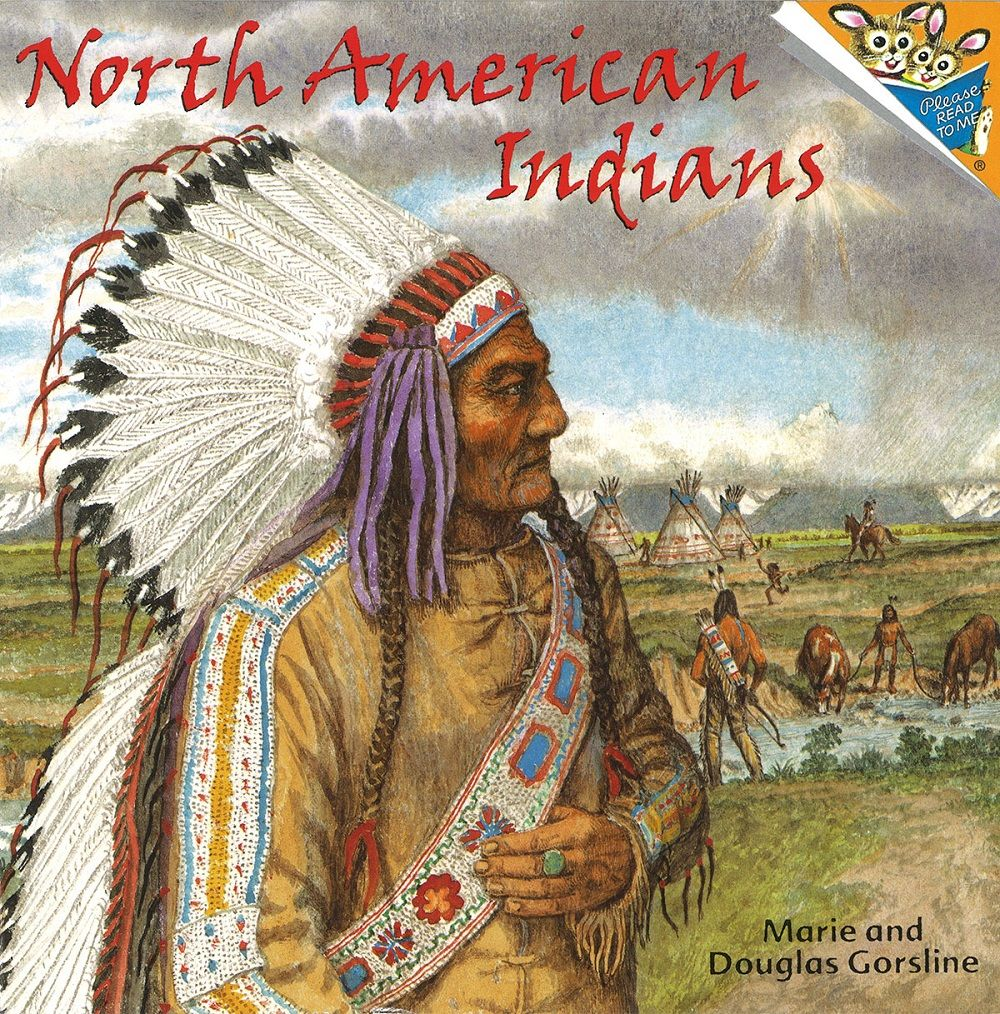 North American Indians cover