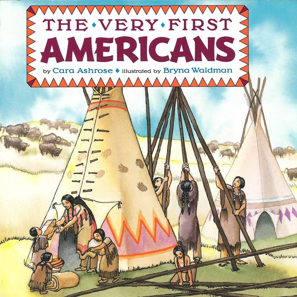 Very First Americans cover