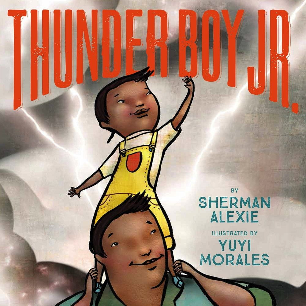 Thunder Boy Jr cover