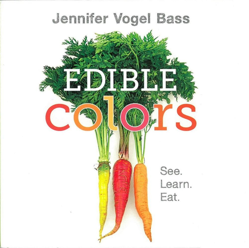 Edible Colors cover