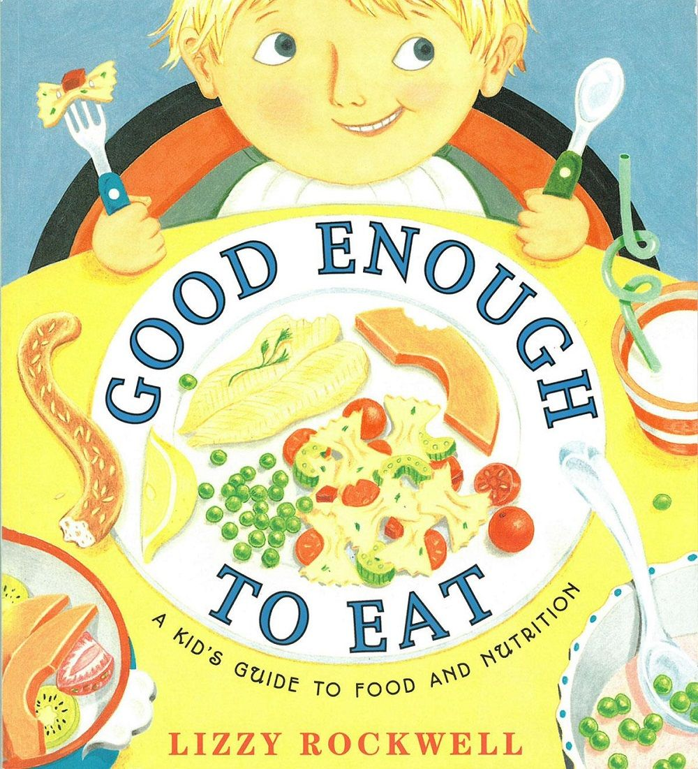 Good Enough to Eat cover