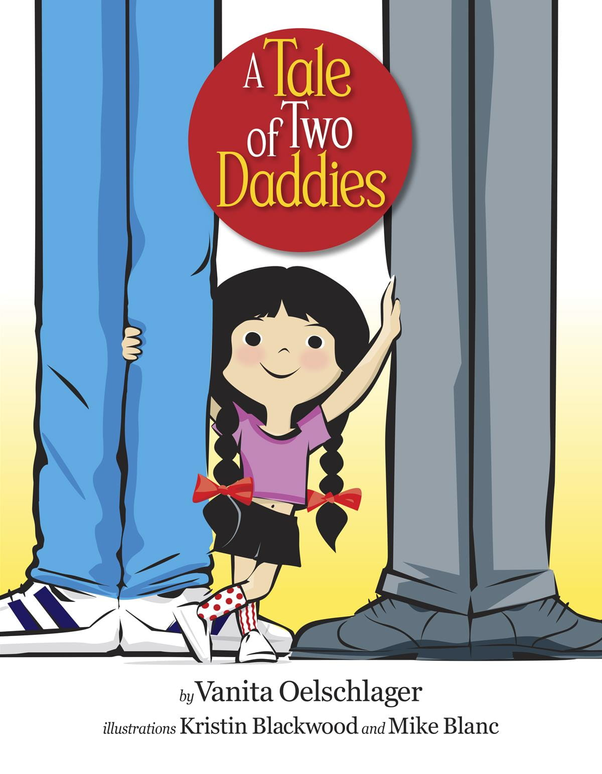 A Tale of Two Daddies cover