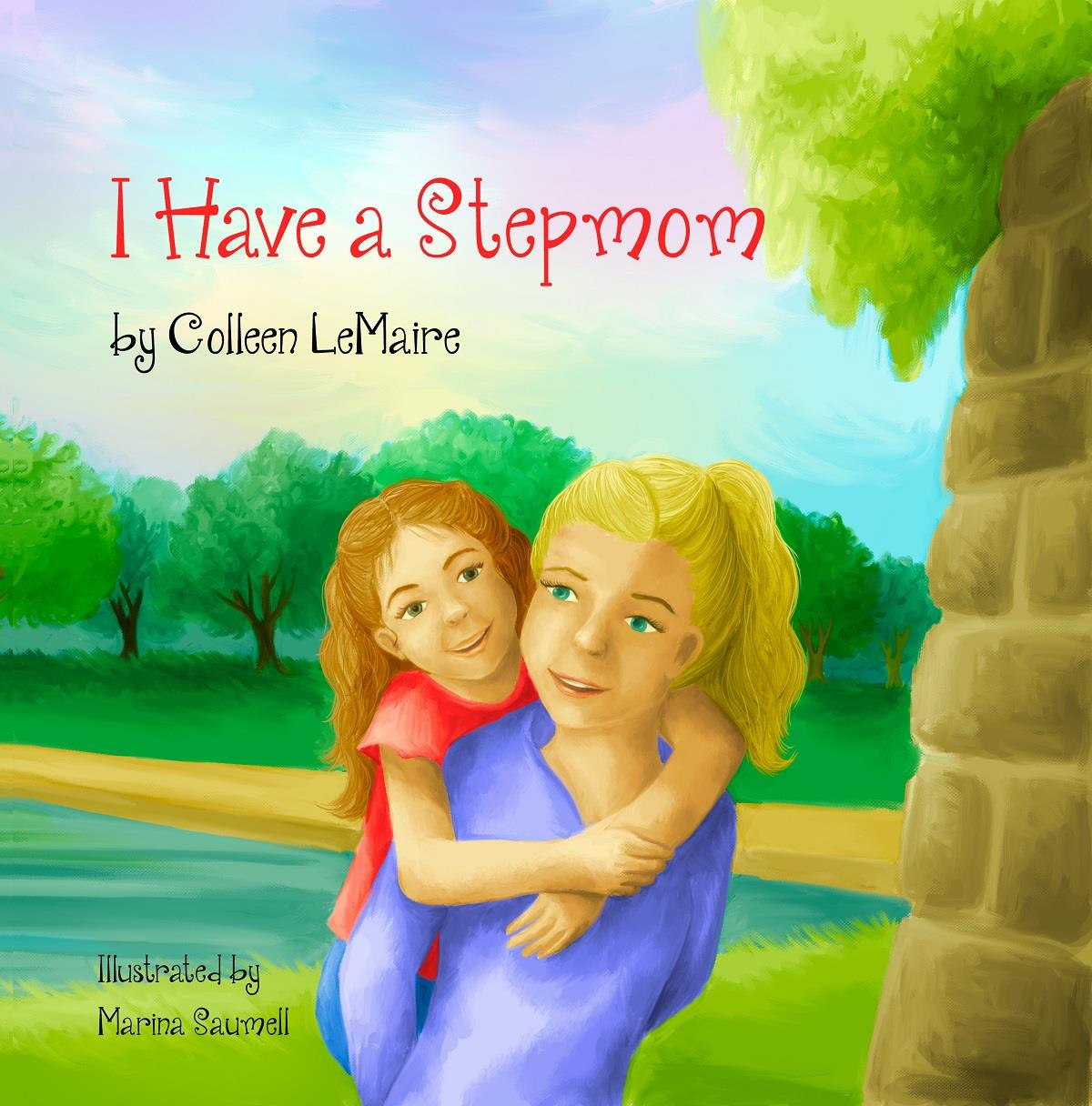 I Have a Stepmom cover