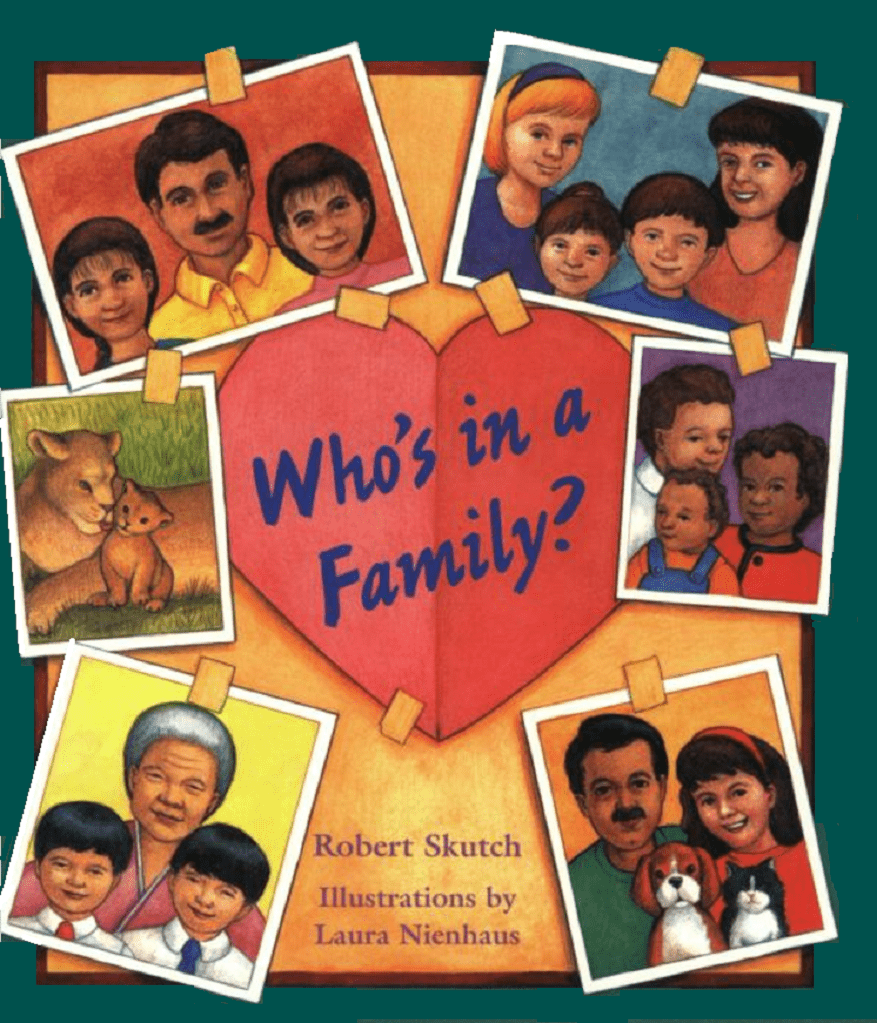 Whos in a Family cover