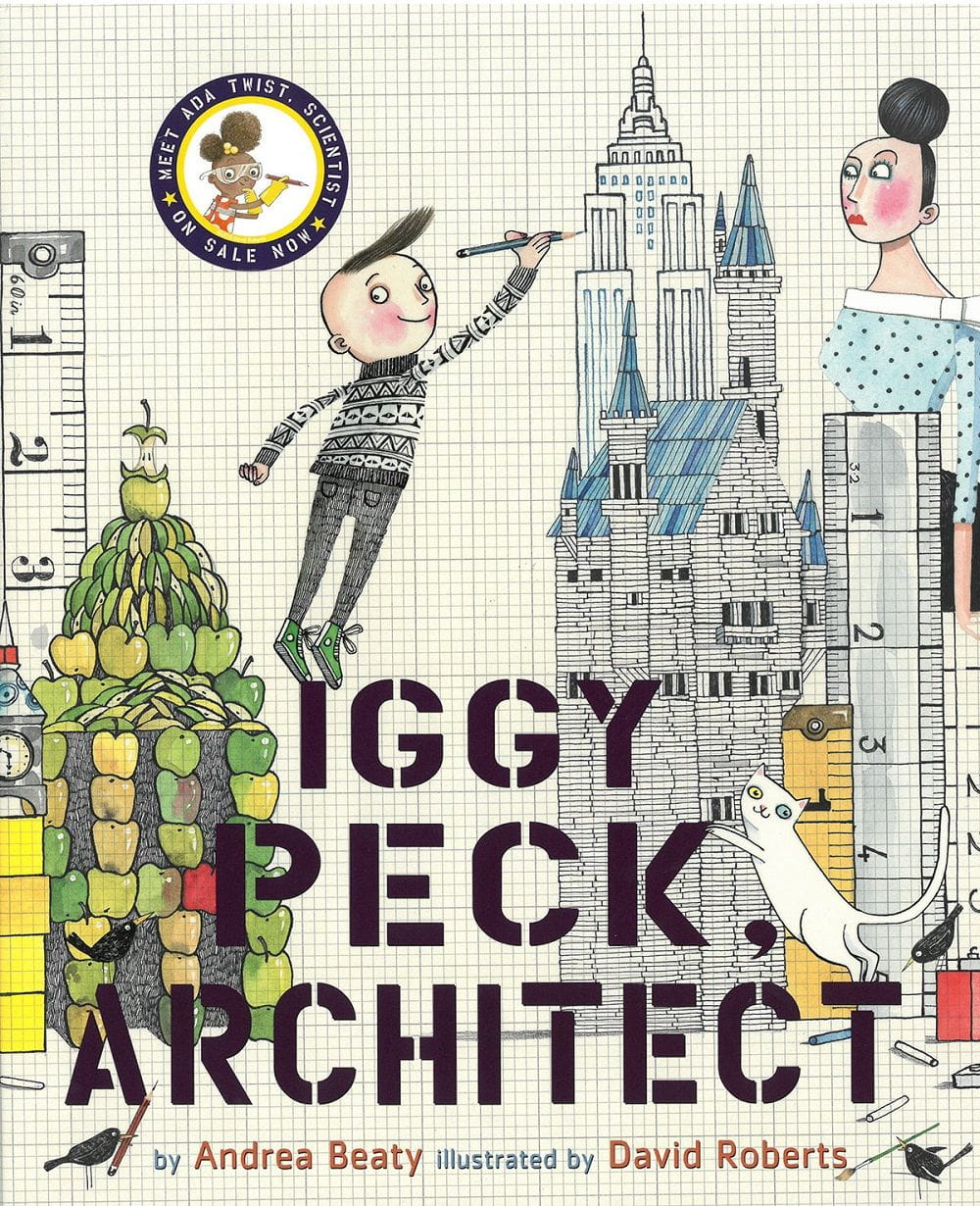 Iggy Peck Architect cover