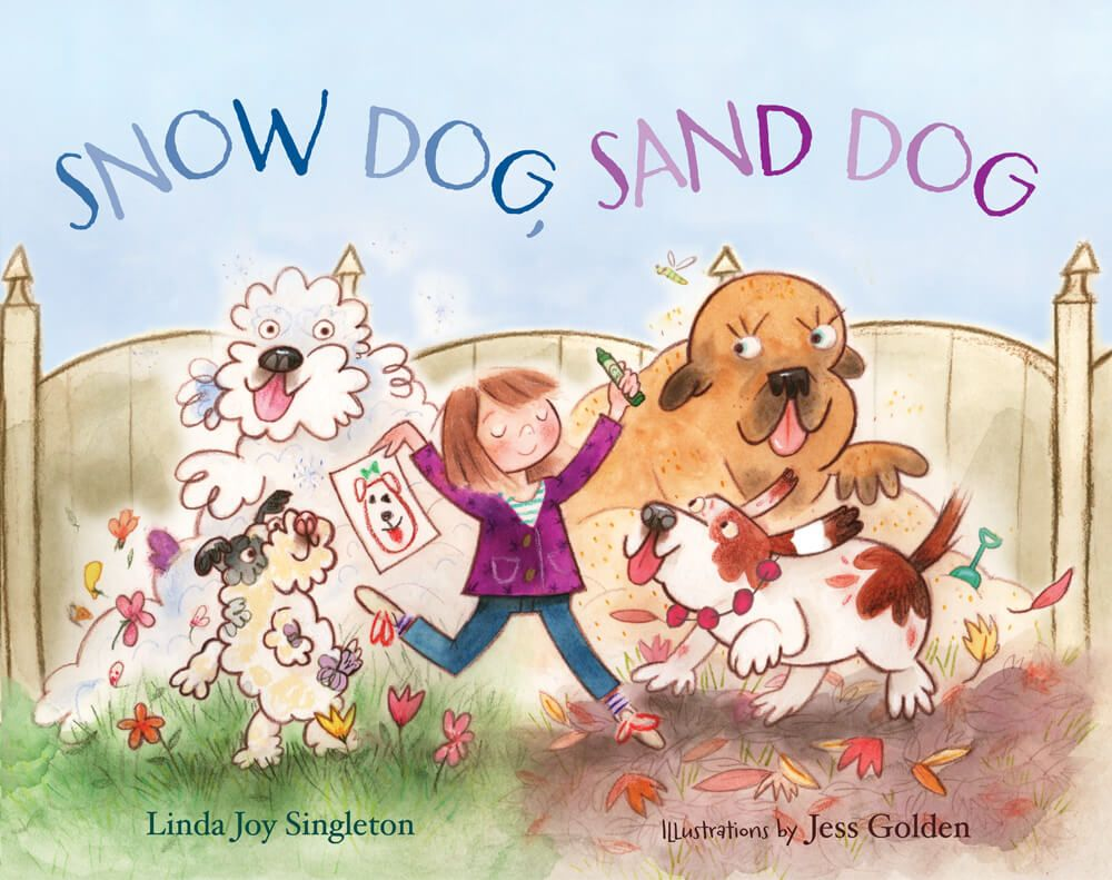 Snow Dog Sand Dog cover