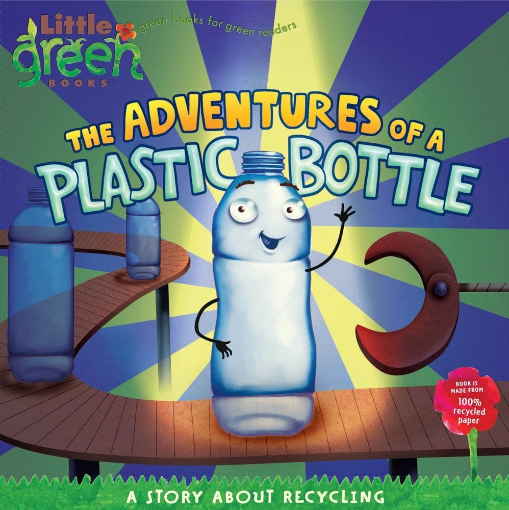 Adventures of a Plastic Bottle cover