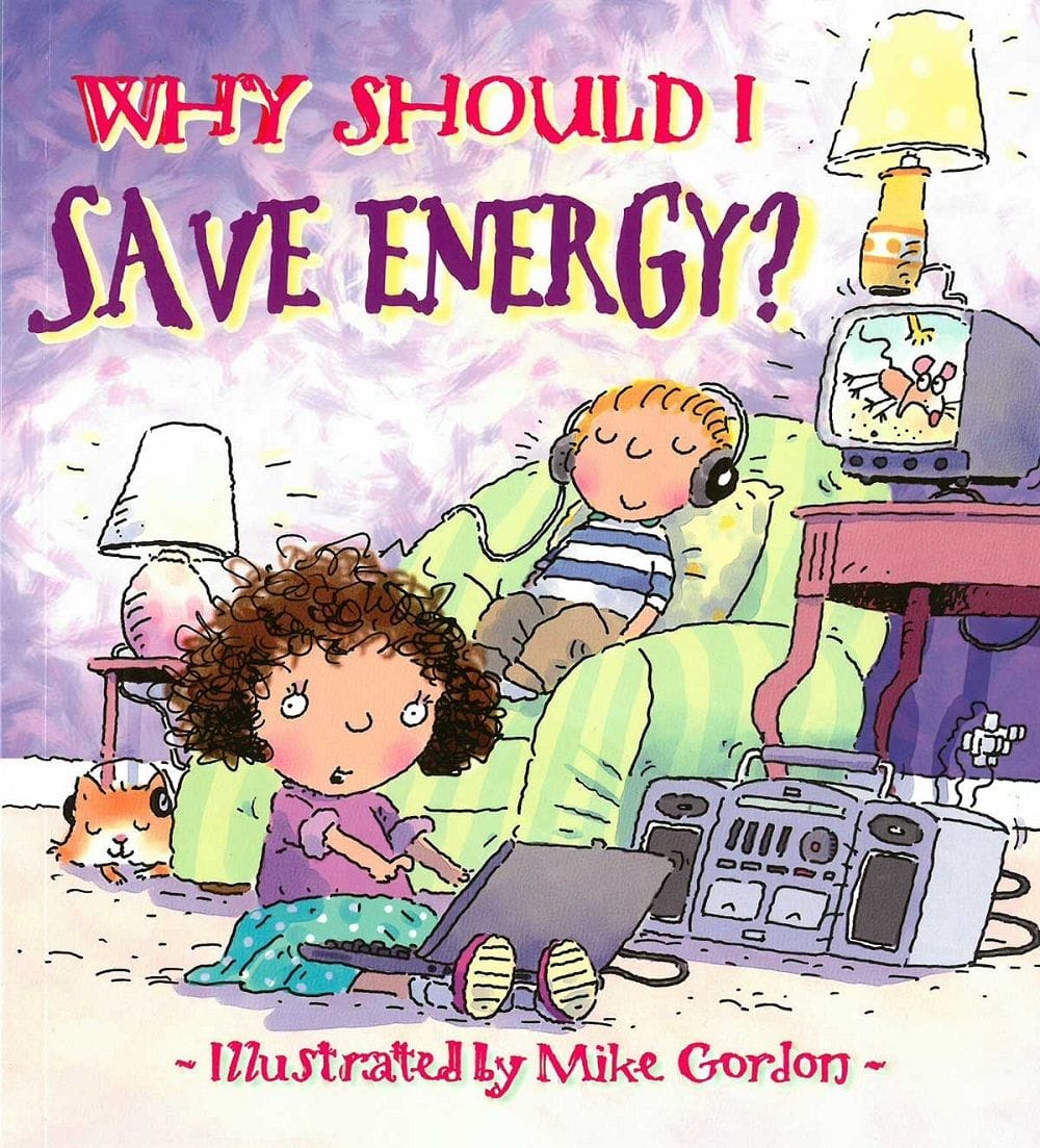 Why Should I Save Energy cover