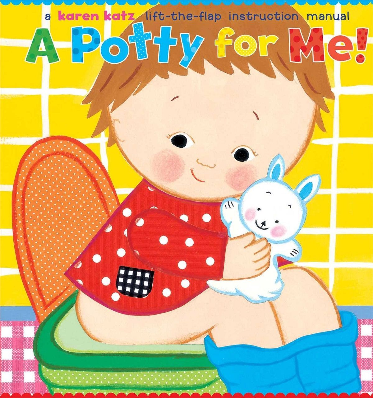 A Potty for Me cover