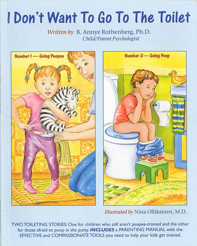 8 Adorable Potty-Training Books to Read with Your Kids