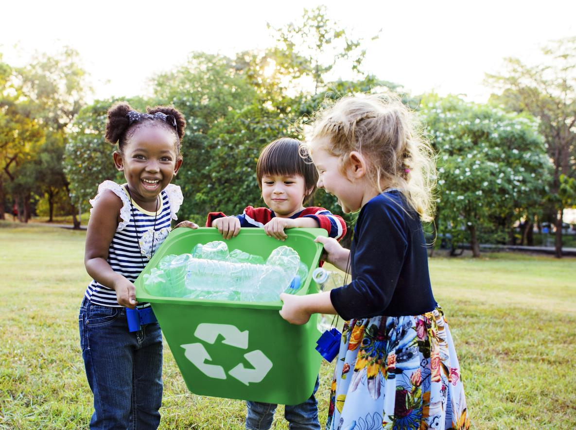 Think Green Recycling Activities Teach Kids To Protect Planet Earth