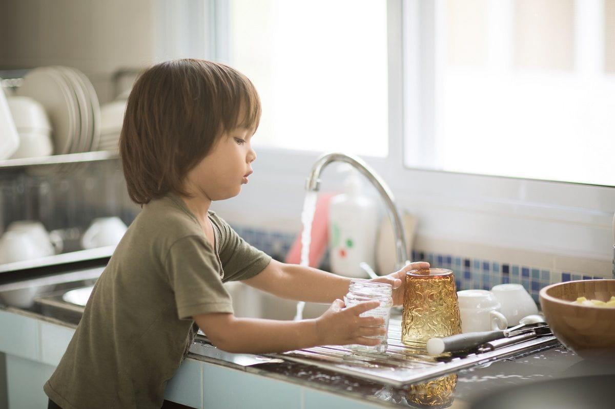 "He's So Independent!"" How to Encourage Self-Discipline in Your Kids"