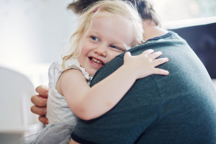 Image result for Parenting hugging