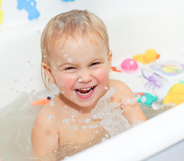10 Tips To Make Bath Time Good, Clean Fun