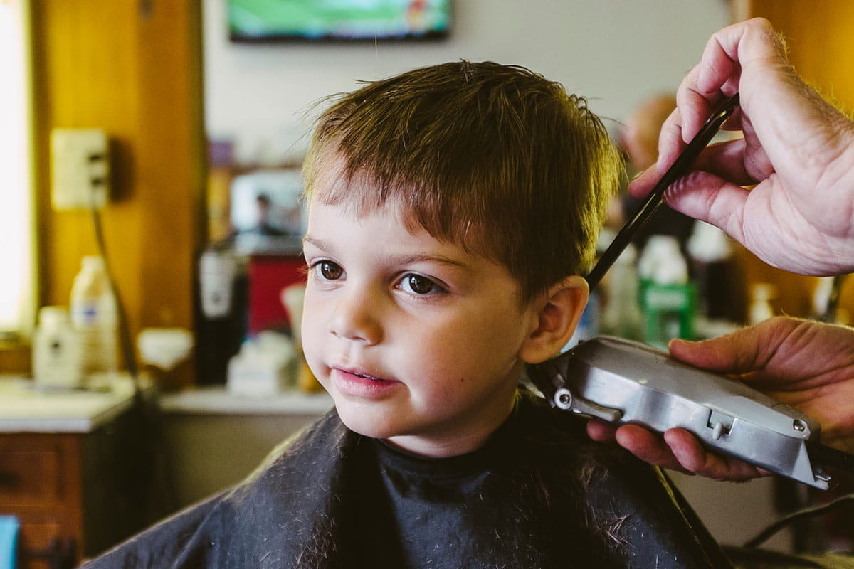 First Hair Cut 14 Tips For Tear Free Trims