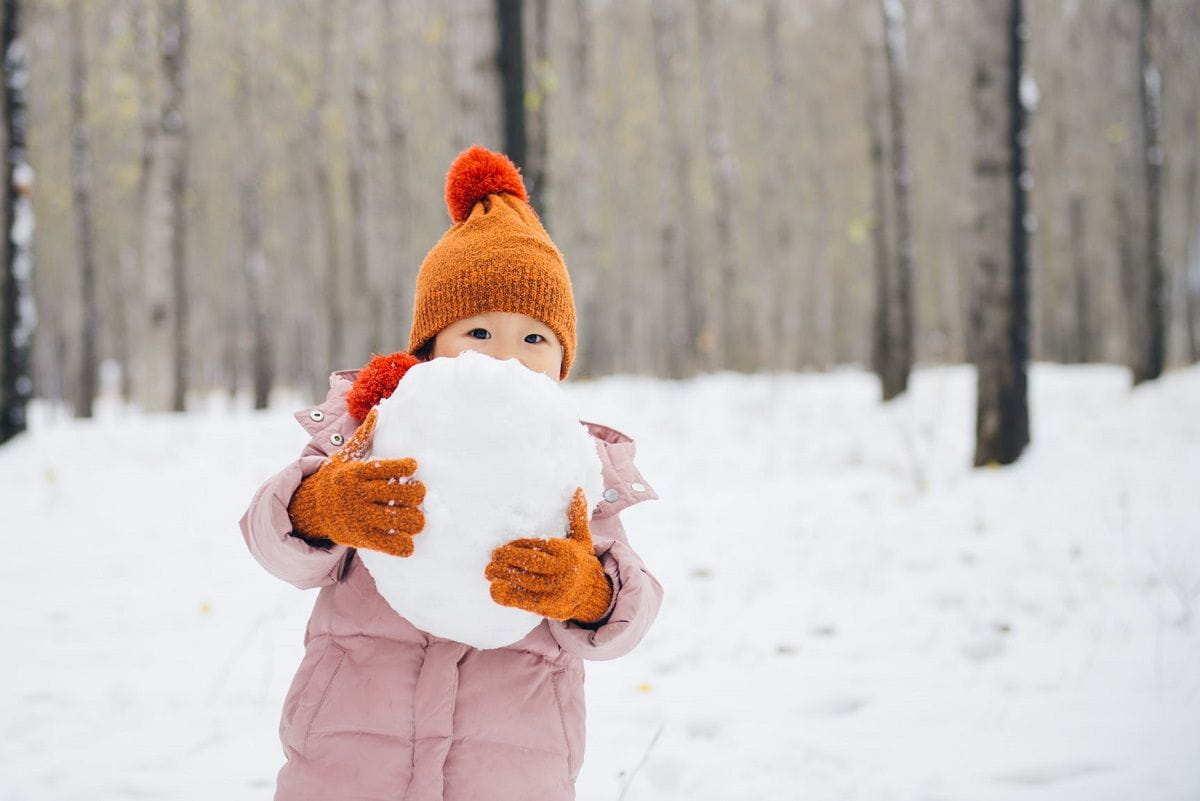 Overalls for children winter - a reliable protection against severe frosts